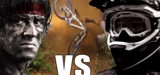 Rambo 5 vs Downhill Fail MTB Blockbuster
