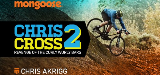 Chris Akrigg-CHRISCROSS 2 (Revenge of the curly wurly bars)